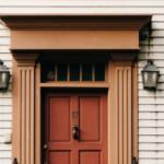 Tür Überdachung